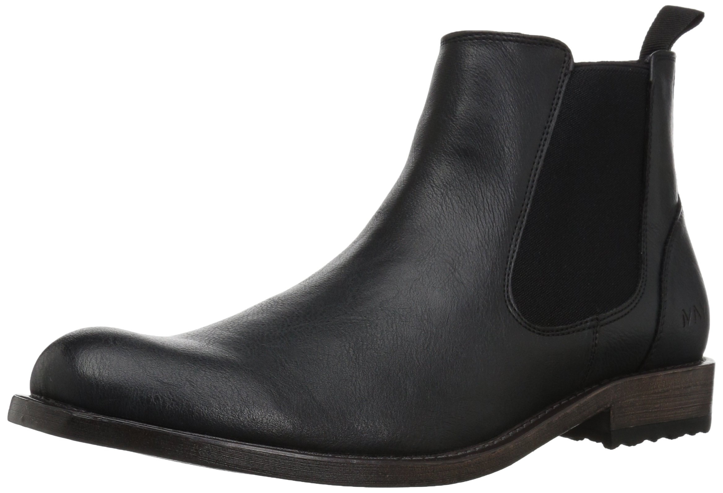Marc New York Men's Parson Chelsea Boot, Black, 9 M US
