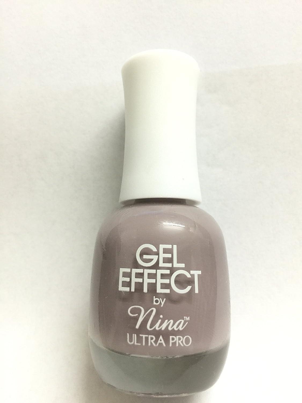 Amazon.com : Gel Effect By Nina COBBLESTONE #189 : Beauty
