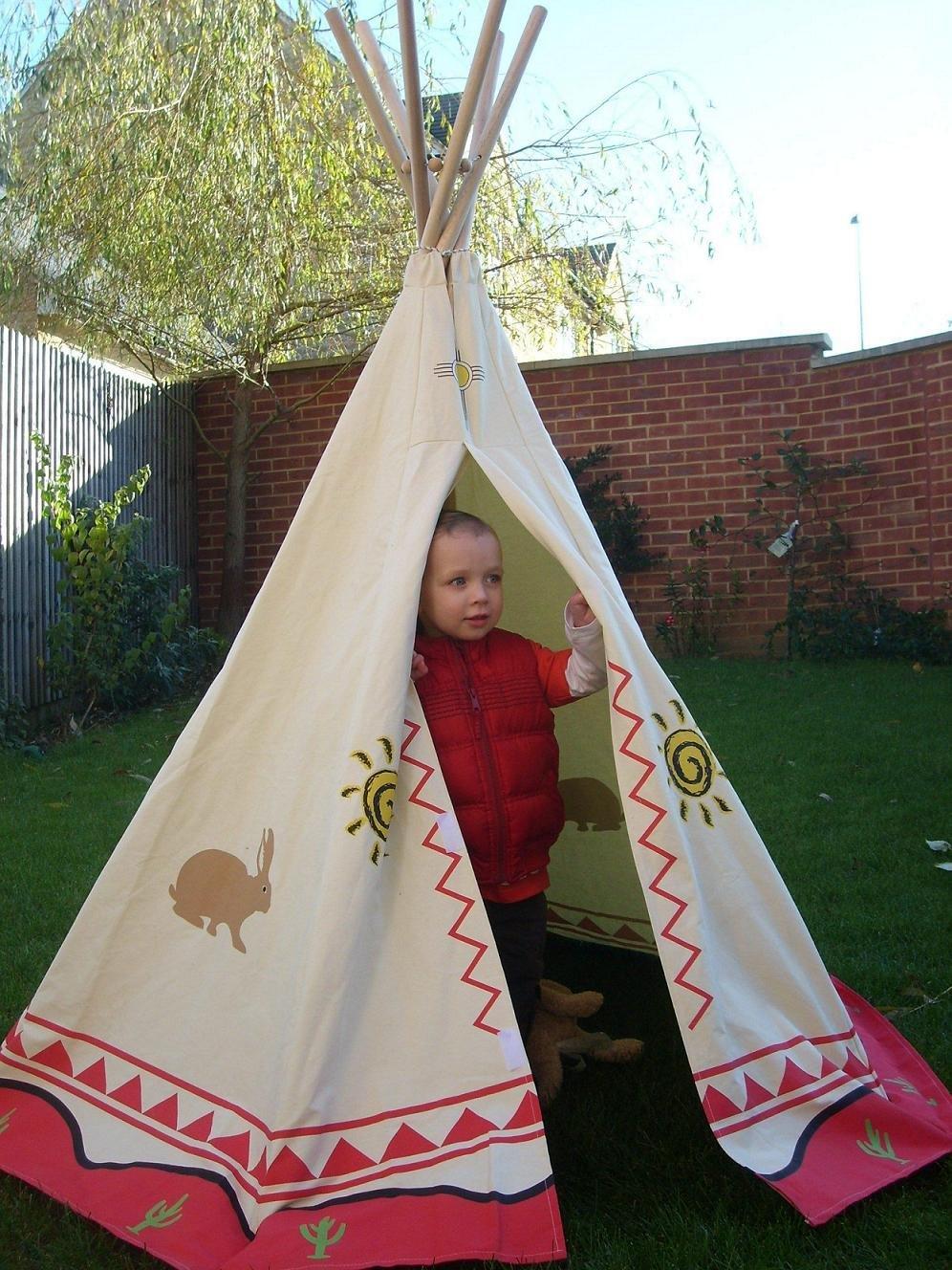 sc 1 st  Amazon UK & Wigwam Kidu0027s Play Tent: Amazon.co.uk: Kitchen u0026 Home