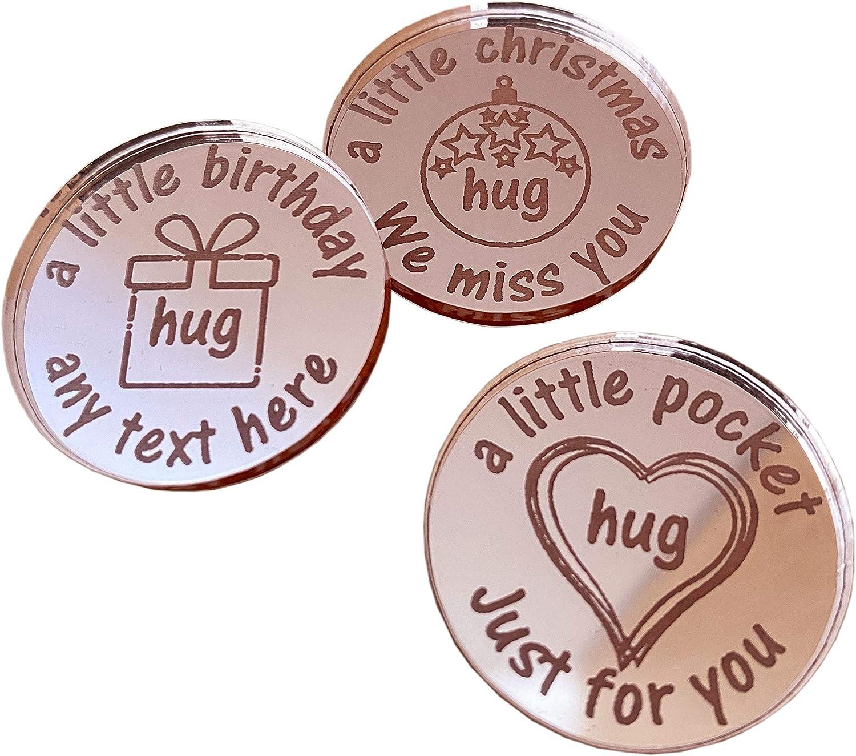 Pocket Hug Ceramic Heart