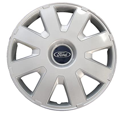 Ford Genuine Parts - Tapacubos Focus MK2+3 C-Max/Mondeo (1 unidad, 16