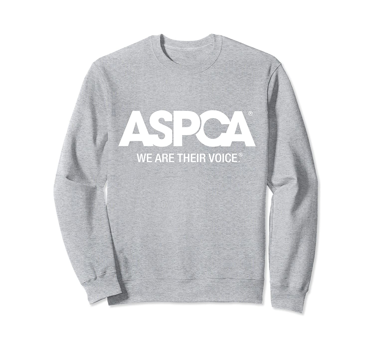 7e545e1492 ASPCA We Are Their Voice Logo Sweatshirt-anz - Anztshirt