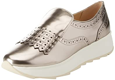 Alojamiento Mediana Umeki  Geox Women's D Gendry B Loafers: Amazon.co.uk: Shoes & Bags