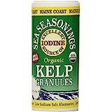 Maine Coast Sea Vegetables Organic Kelp Granules Salt Alternative ( 2 Pack )