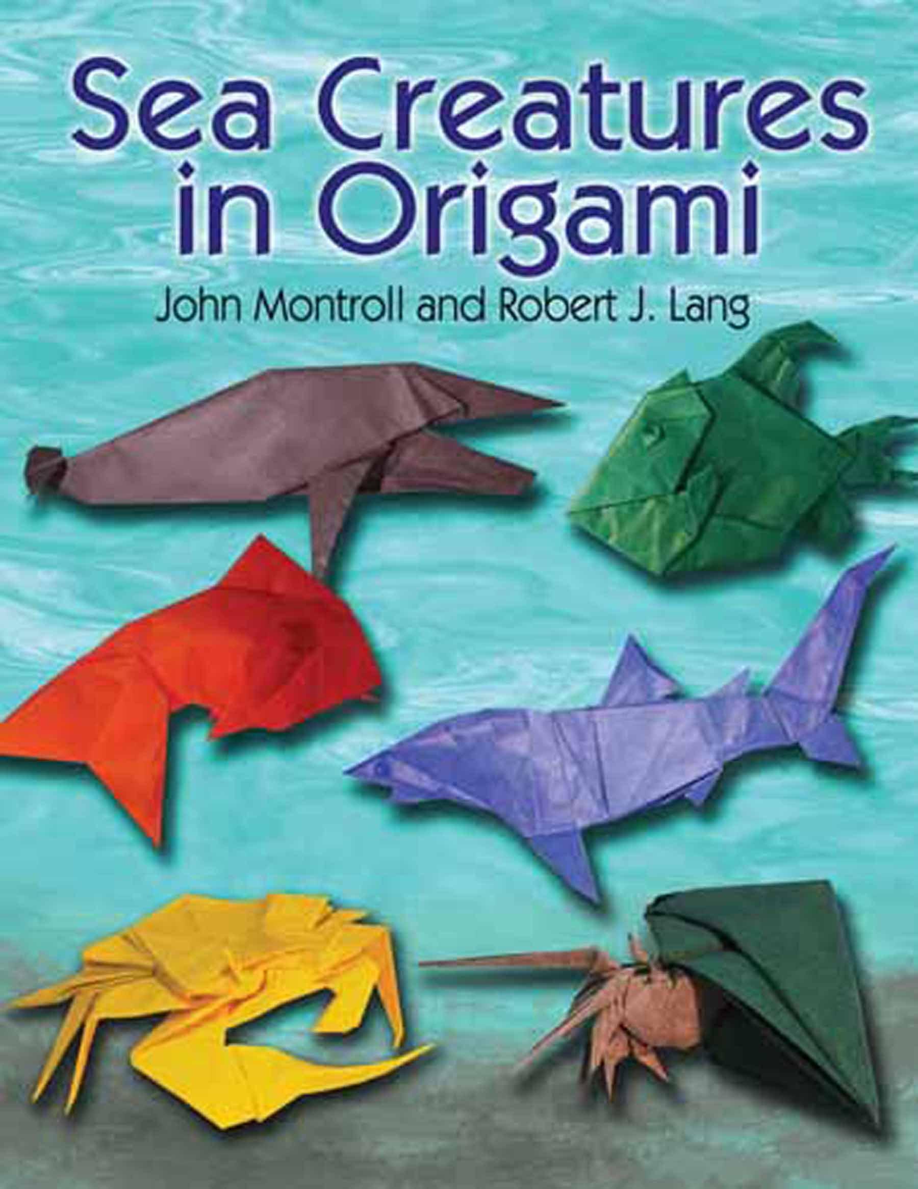 Sea Creatures in Origami (Dover Origami Papercraft) ebook