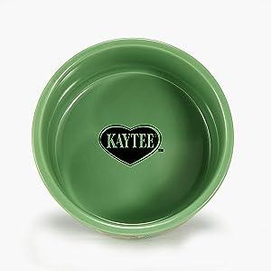 Kaytee Paw-Print PetWare Bowl, Ferret, Colors Vary