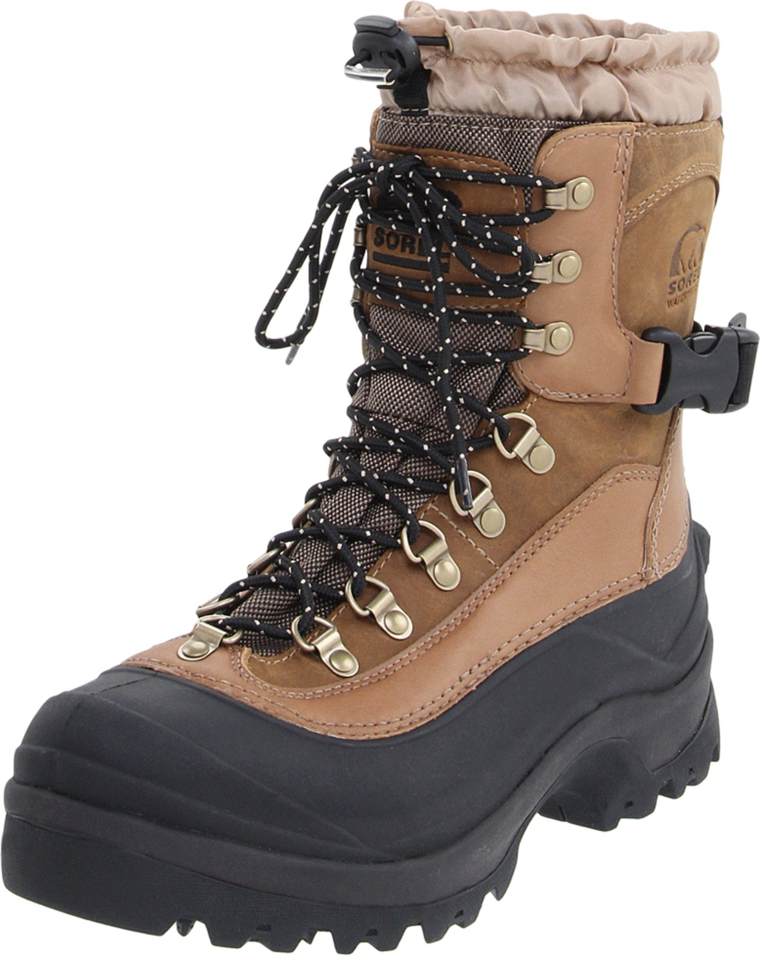 Sorel Men's Conquest waterproof winter boots