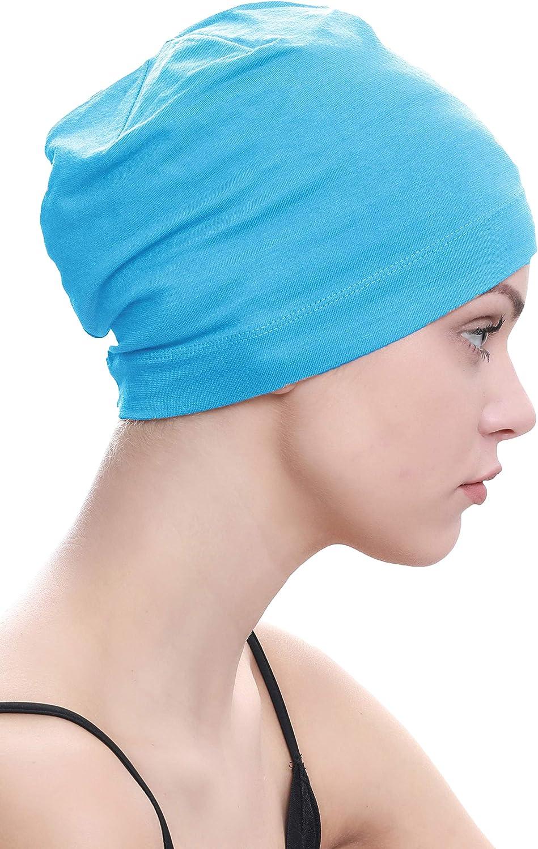 Deresina Bonnet de Nuit pour Perte De Chimio Multicolor,Taille unique
