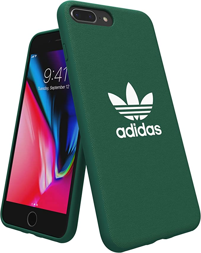 Intenso apenas Jabón  adidas Originals Adicolor Case for Apple iPhone 8 Plus / 7 Plus / 6 Plus / 6  Plus (Green): Amazon.co.uk: Electronics