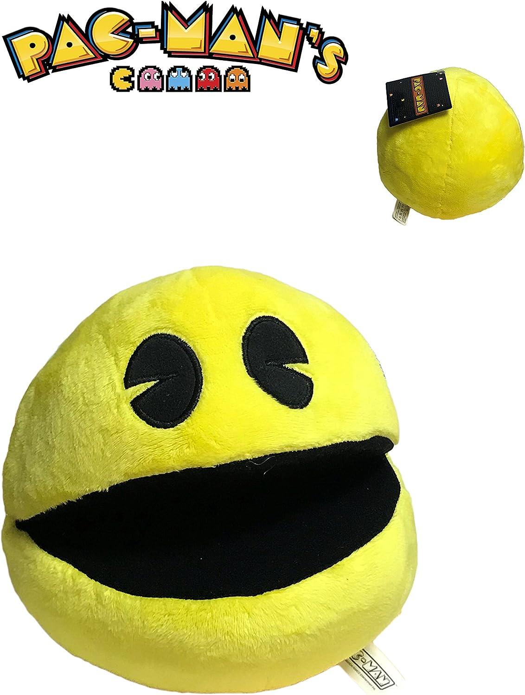 ComeCocos (Pac Man Ghost) - Peluche Bola Amarilla 17cm Calidad ...