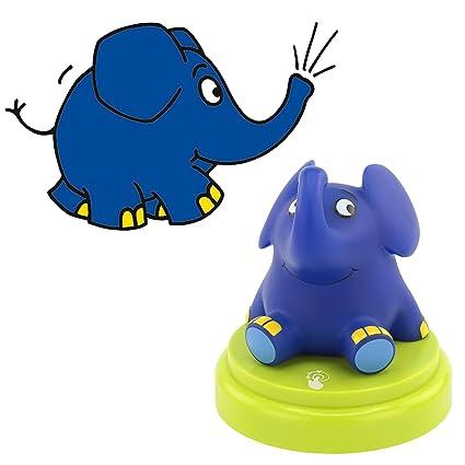 Ansmann Pequeño Elefante Led De Luz Nocturna Para Niñosbebés