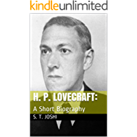 H. P. Lovecraft:: A Short Biography book cover