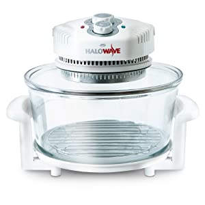 JML Halowave Oven (1400W) 10.5 Litre with Self-cleaning w/Fat Drainer