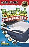 BuggyBeds Insect Barrier For Bed Bugs, Bed Bugs 1 pk