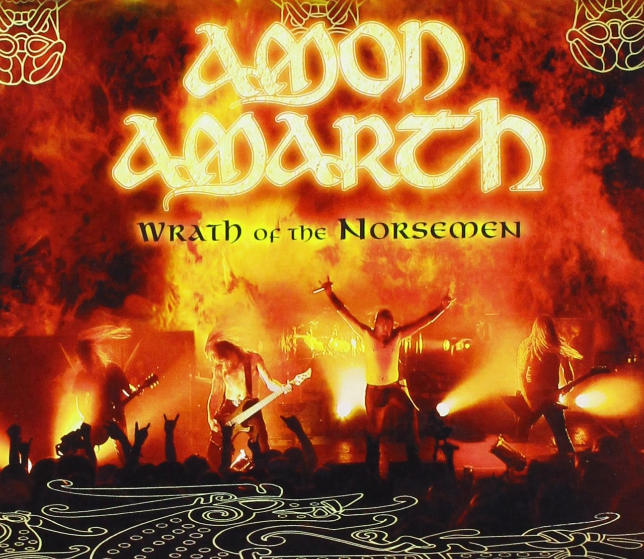 DVD : AMON AMARTH - Wrath Of The Norsemen (3PC)