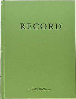 Amazon com : Green Military Log Book, Record Book