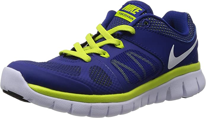 Nike - Zapatillas de running Flex 2014 RN (GS): Amazon.es: Zapatos y complementos