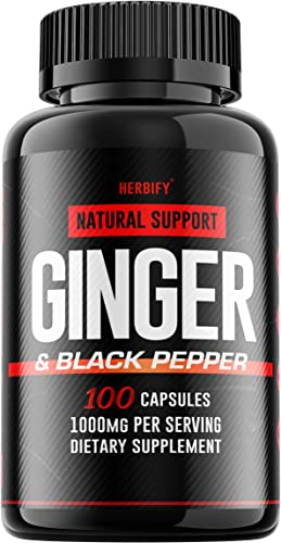 Ginger Pills 1000mg