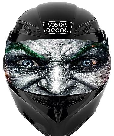 Amazon.com: Calcomanía para casco con diseño ...