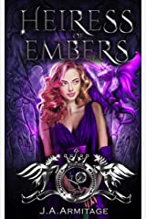 Heiress of Embers: A Sleeping Beauty retelling (Kingdom of Fairytales Book 2) Kindle Edition