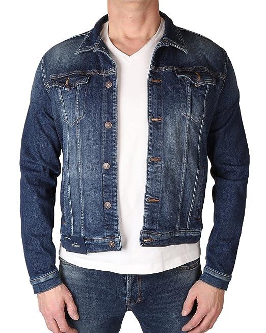 LTB Jeans - Chaqueta - Ajustada - para hombre Julius Wash(50739) 56/XL: Amazon.es: Ropa y accesorios