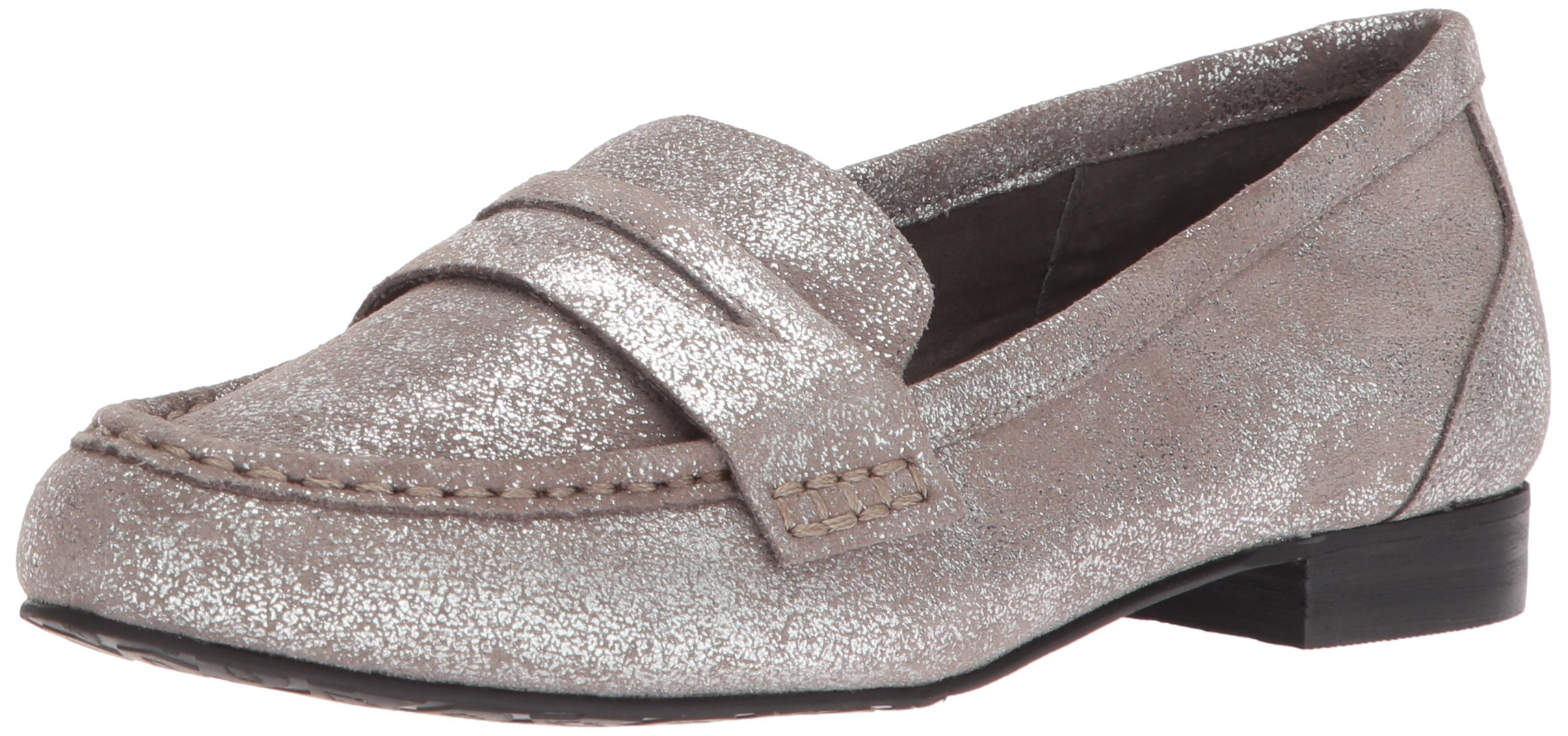 Volatile Women's lucienne Loafer, Grey, 9 M US