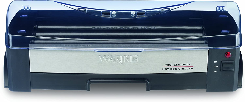 Waring Pro HDG150 Professional Hot Dog Griller