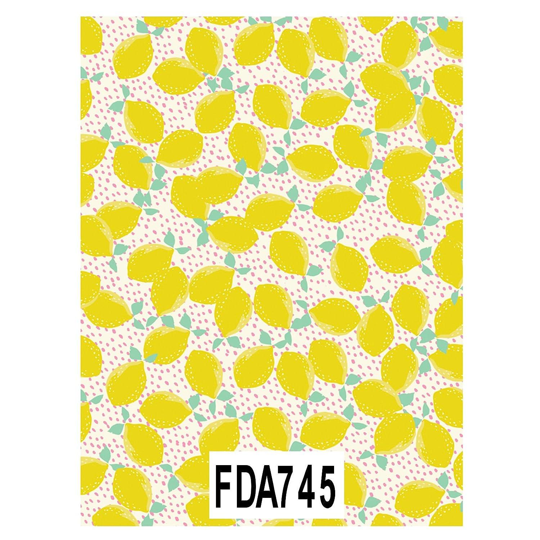 D/ÉCOPATCH Pochette 20 feuilles D/écopatch FDA745O