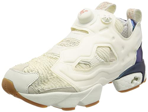 on feet shots of official best Reebok Pump Instapump Fury Cny17 Mens Running Trainers Sneakers