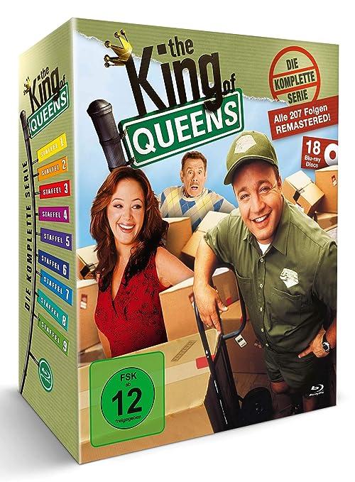 King of Queens  - DVD Box - Blu Ray