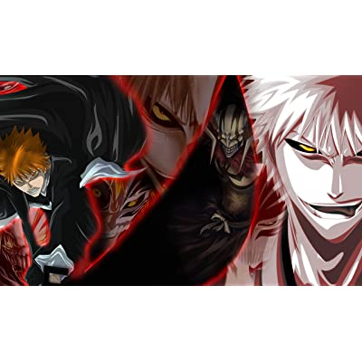 MT Bleach Ichigo PLAYMAT Custom Play MAT Anime PLAYMAT #119: Toys & Games [5Bkhe1803310]
