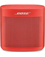 Bose SoundLink Color Bluetooth Speaker II - Coral Red