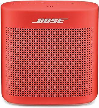 Comprar Bose® SoundLink Color II - Altavoz Bluetooth, Rojo