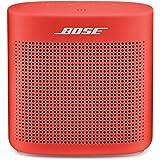 Bose SoundLink Colour Bluetooth speaker II - Coral red