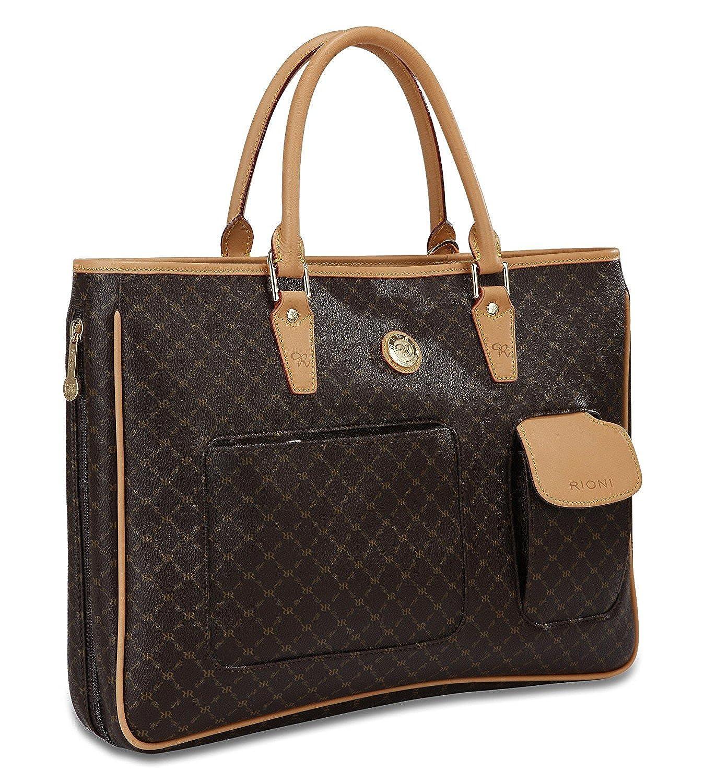Amazon.com  Signature Teacher s Bag in Brown  Clothing c376e89dbf
