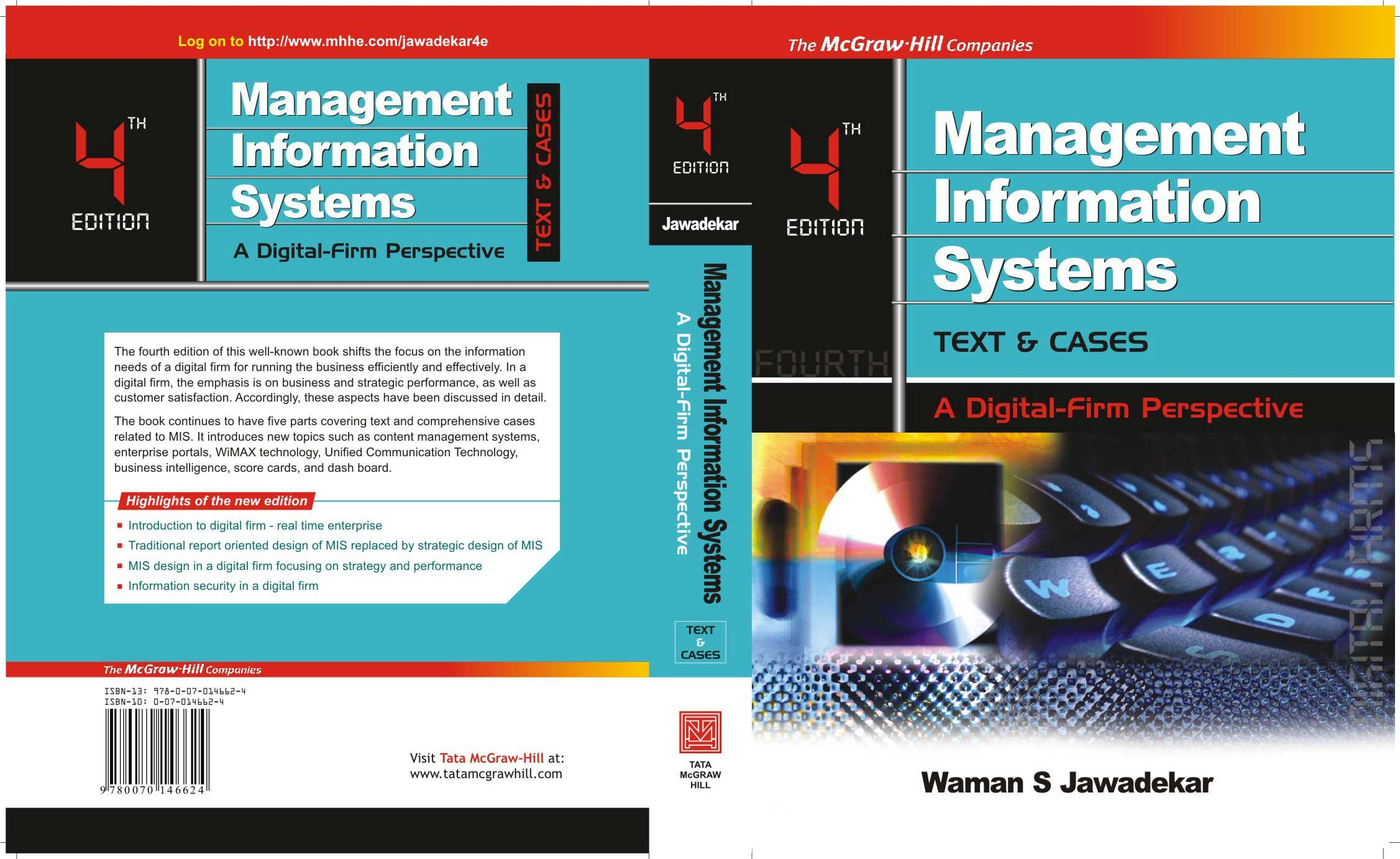 Management Information System Book Pdf
