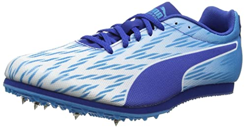 Unisex Adults Evospeed Star 5.1 Multisport Outdoor Shoes, White-Blue Danube-True Blue Puma