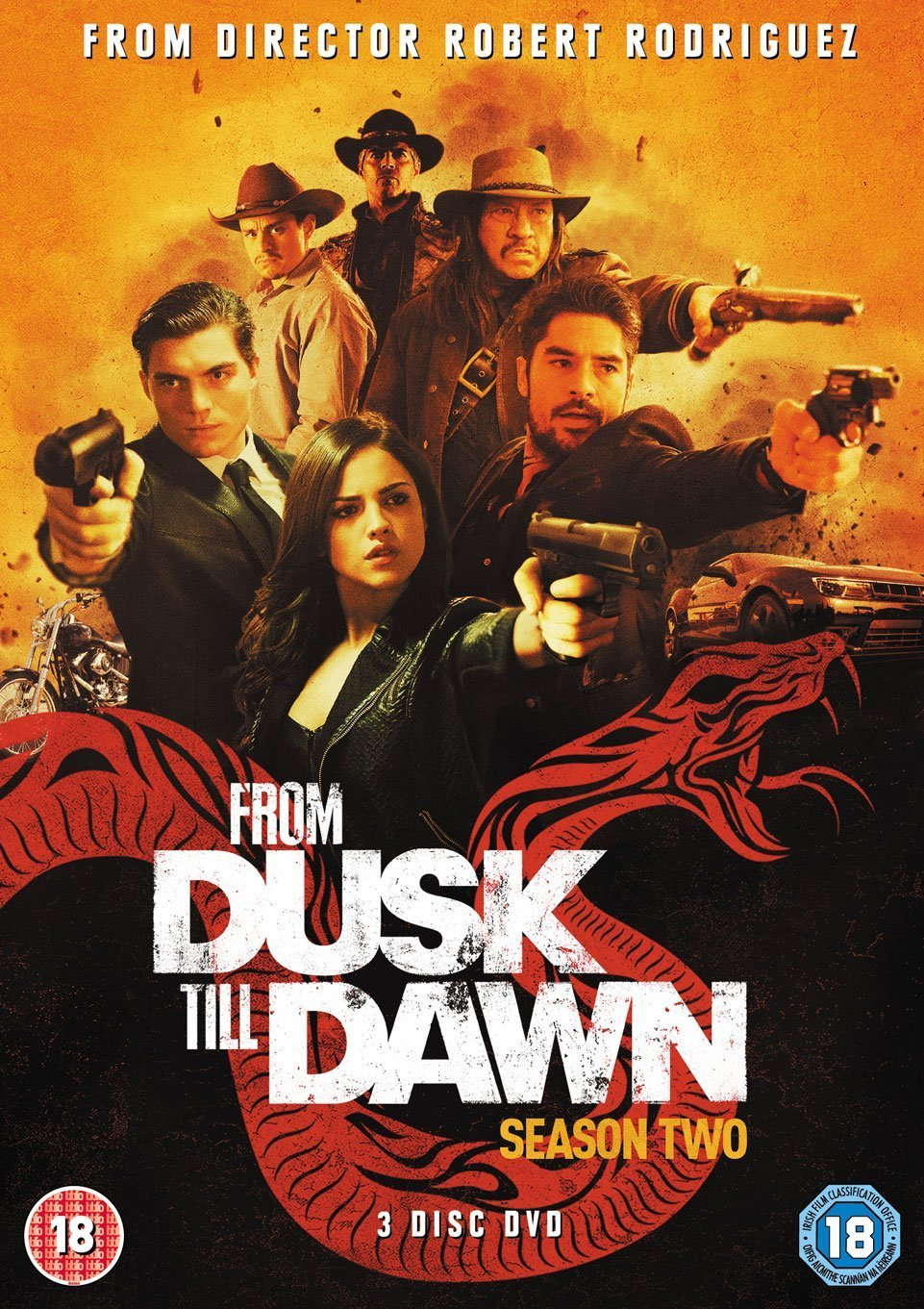What is from dusk till dawn about