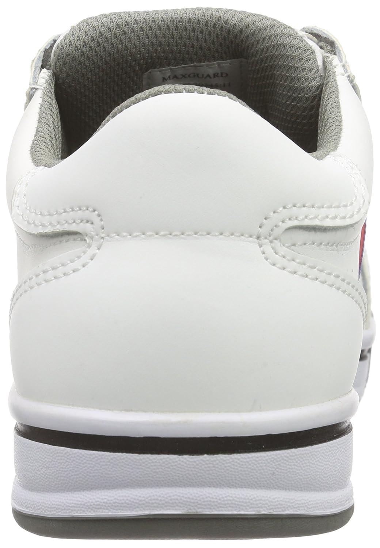 Maxguard Sundance S036 - Zapatos De Seguridad de Material sintético Unisex Adulto, Color Blanco, Talla 39