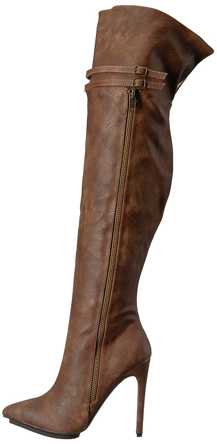 Michael Antonio B0721KZ767 Women's Wanna Western Boot B0721KZ767 Antonio 11 B(M) US|Cognac 501fde