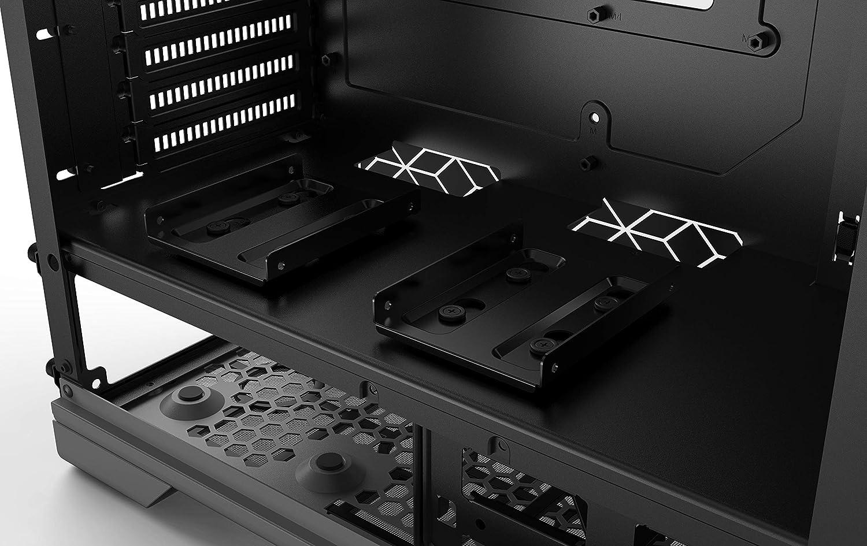 Metallic Gear MG-NE410/_SR01 Neo Series MATX Case Silver