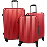 Resenarer luggage Trolley Bags - Red