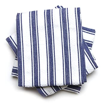 Amazon.Com: Mahogany Basket Weave Kitchen Towels With Color