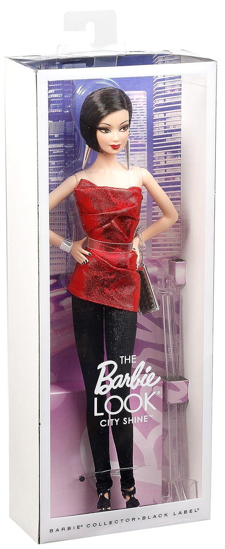BARBIE doll City Shine dress  Strapless,sleeveless
