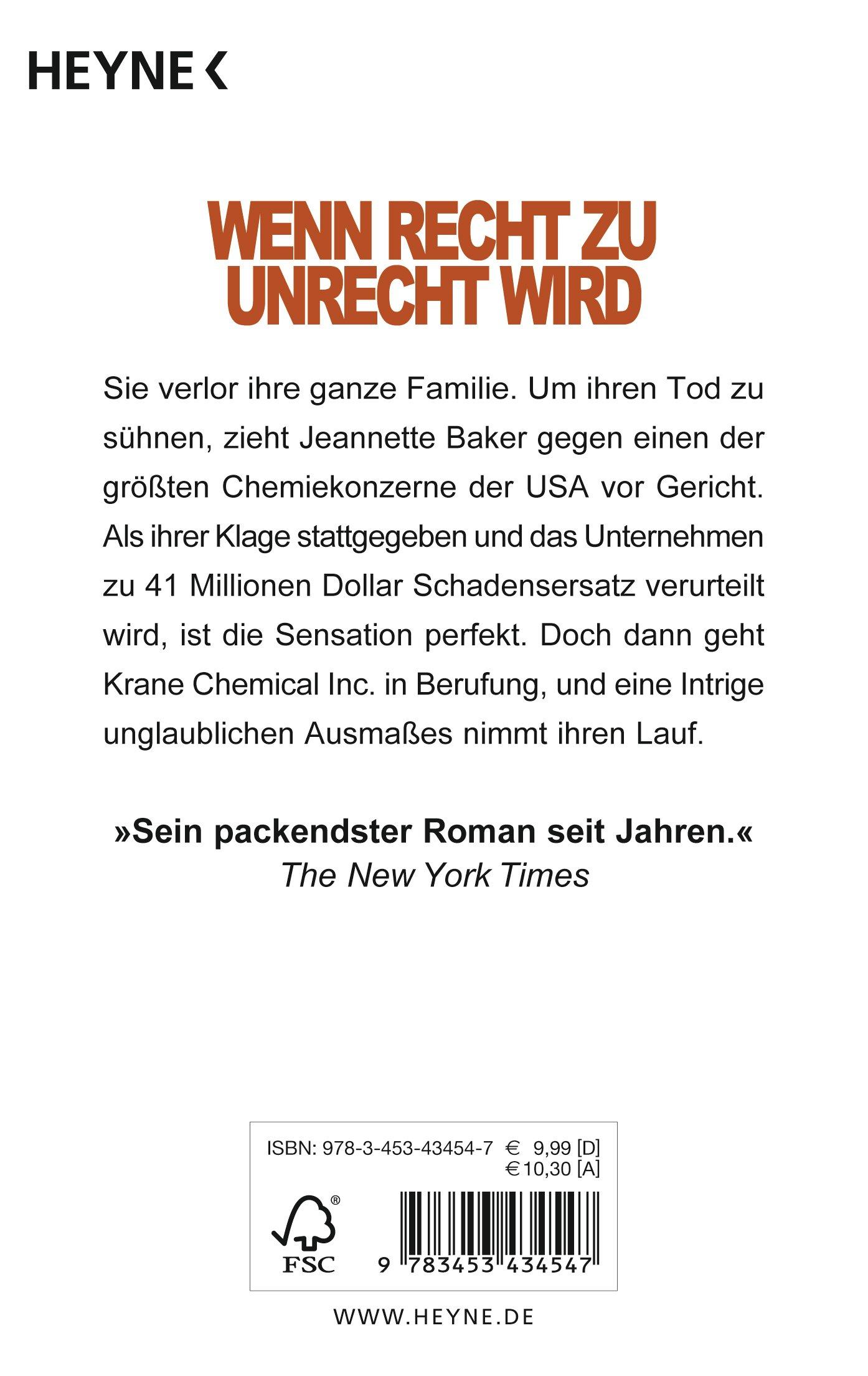 Berufung: Roman: Amazon.de: John Grisham, Bernhard Liesen, Bea ...