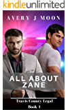 All About Zane (Travis County Legal Book 1)