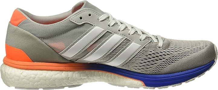 adidas Adizero Boston 6, Zapatillas de Running para Hombre, Gris (Gretwo/Ftwwht/Hirblu), 40 2/3 EU: Amazon.es: Zapatos y complementos