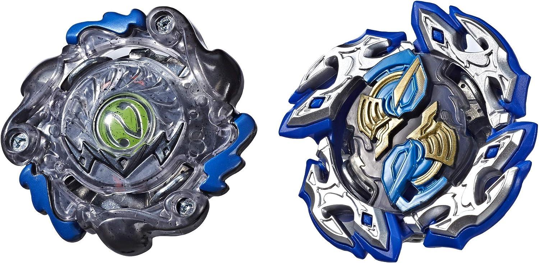 Hasbro Beyblade Burst Turbo Slingshock Dual Pack Dullahan D4 and ...