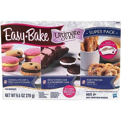 Easy Bake Refill Super Pack Net WT 9.34 oz (265 g): Toys & Games [5Bkhe1002426]