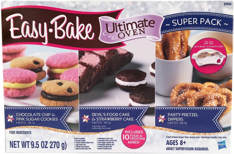 Easy Bake Refill Super Pack Net WT 9.34 oz (265 g)